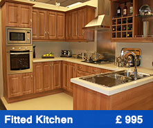 Cheap complete kitchens