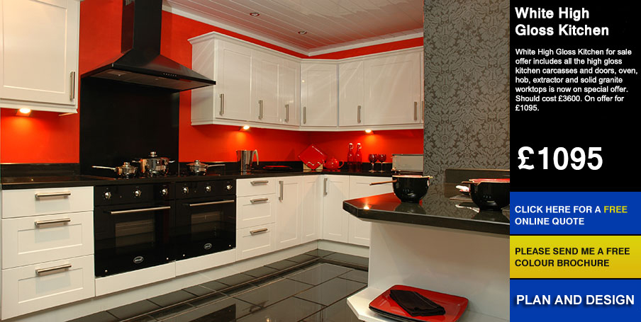 Kitchen For Sale, Cheap, Sale, UK, Fitted